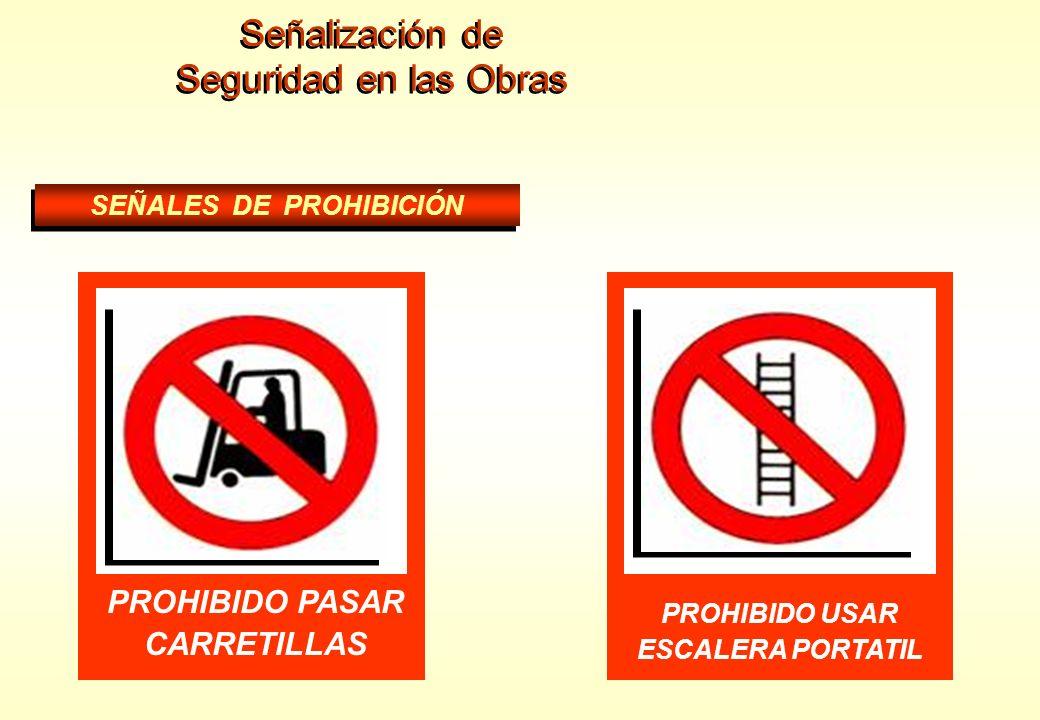 SEÑALES DE PROHIBICIÓN UTILIZAR ESTE ASCENSOR