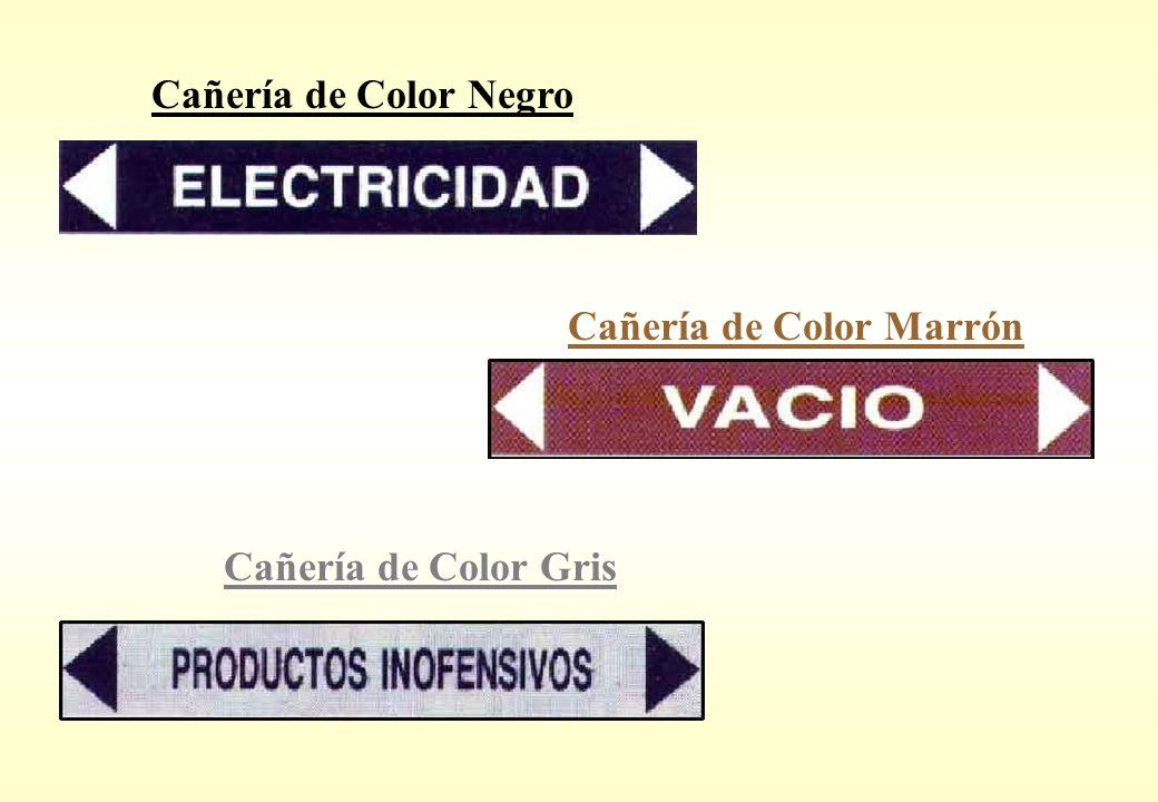 Cañería de Color Marrón