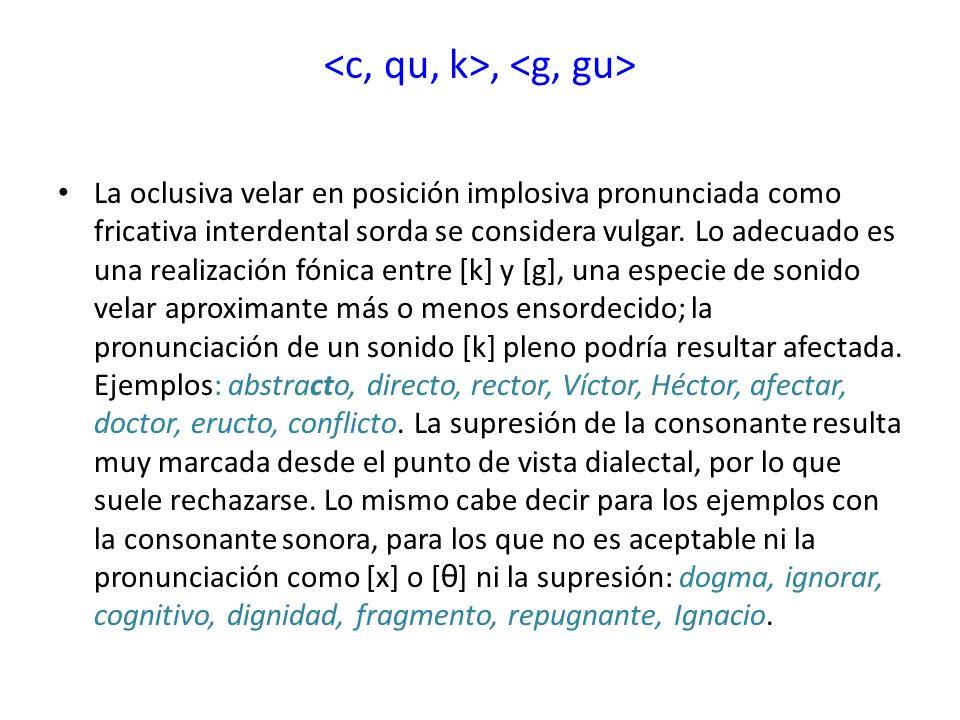 <c, qu, k>, <g, gu>