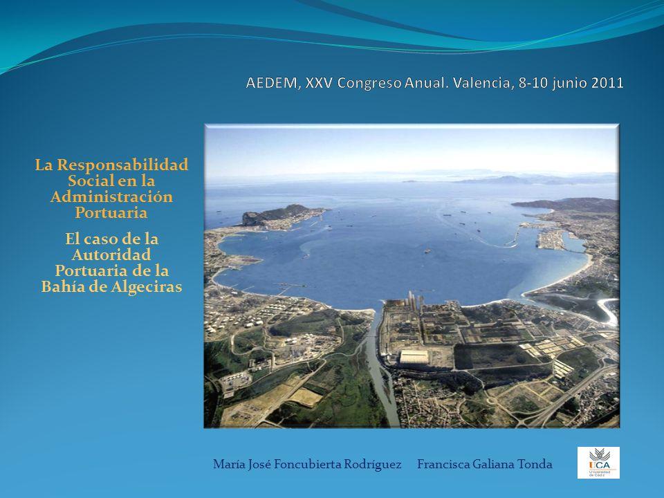 AEDEM, XXV Congreso Anual. Valencia, 8-10 junio 2011