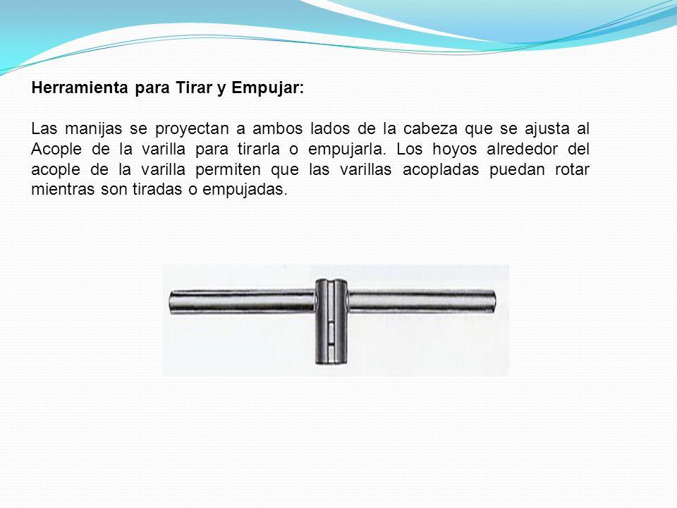 Herramienta para Tirar y Empujar: