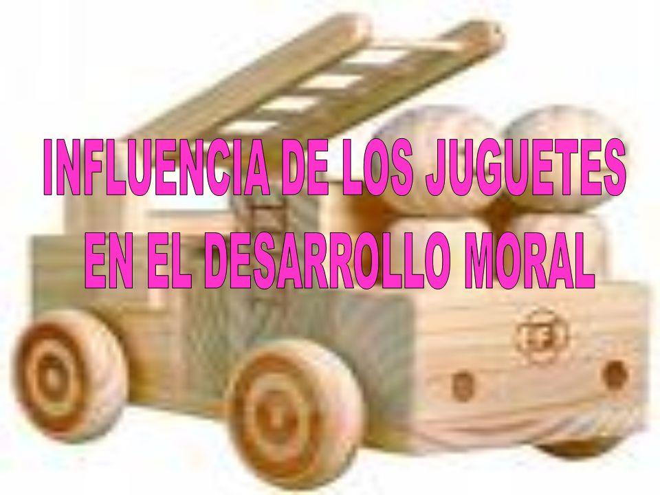 INFLUENCIA DE LOS JUGUETES