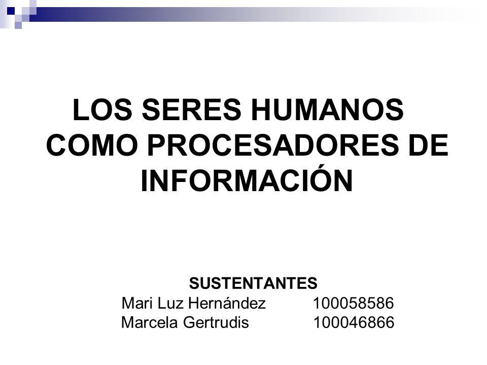 SUSTENTANTES Mari Luz Hernández 100058586 Marcela Gertrudis 100046866