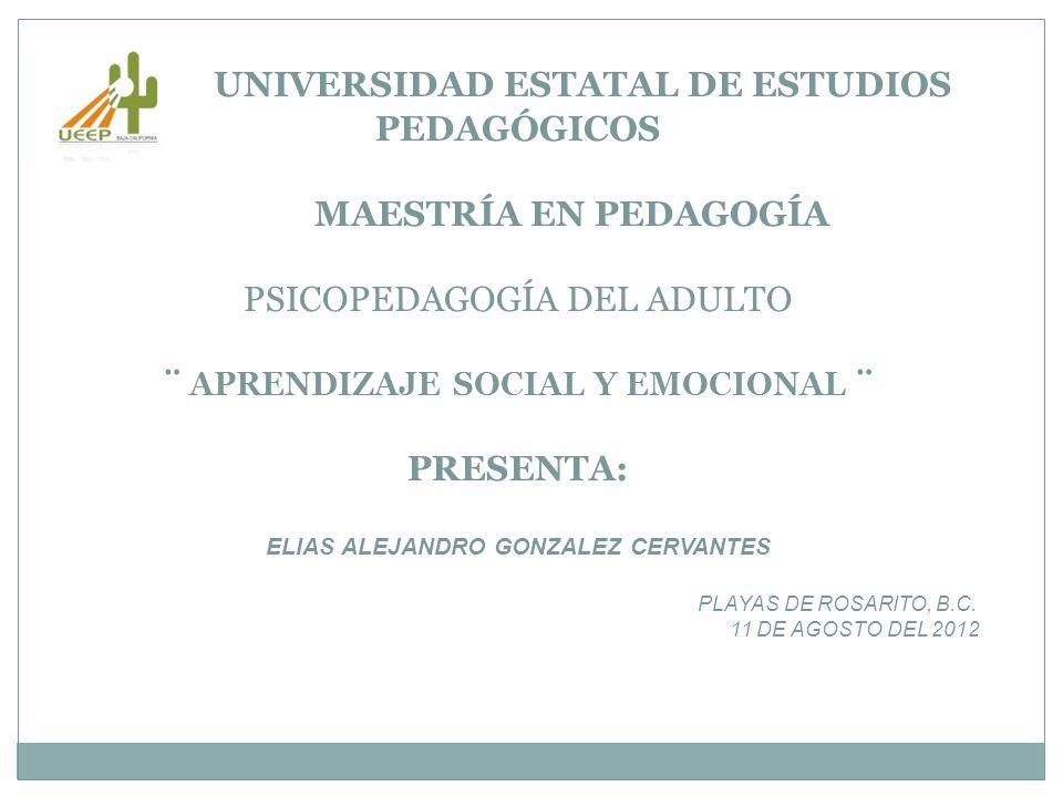 UNIVERSIDAD ESTATAL DE ESTUDIOS PEDAGÓGICOS