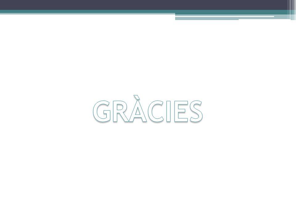 GRÀCIES