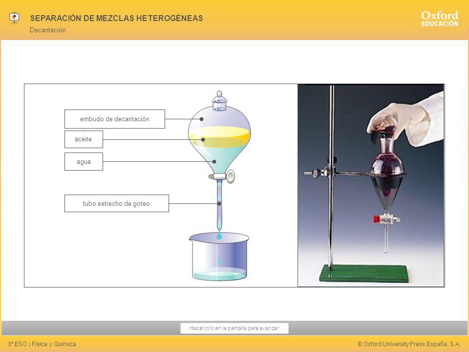 Decantación embudo de decantación aceite agua tubo estrecho de goteo 6