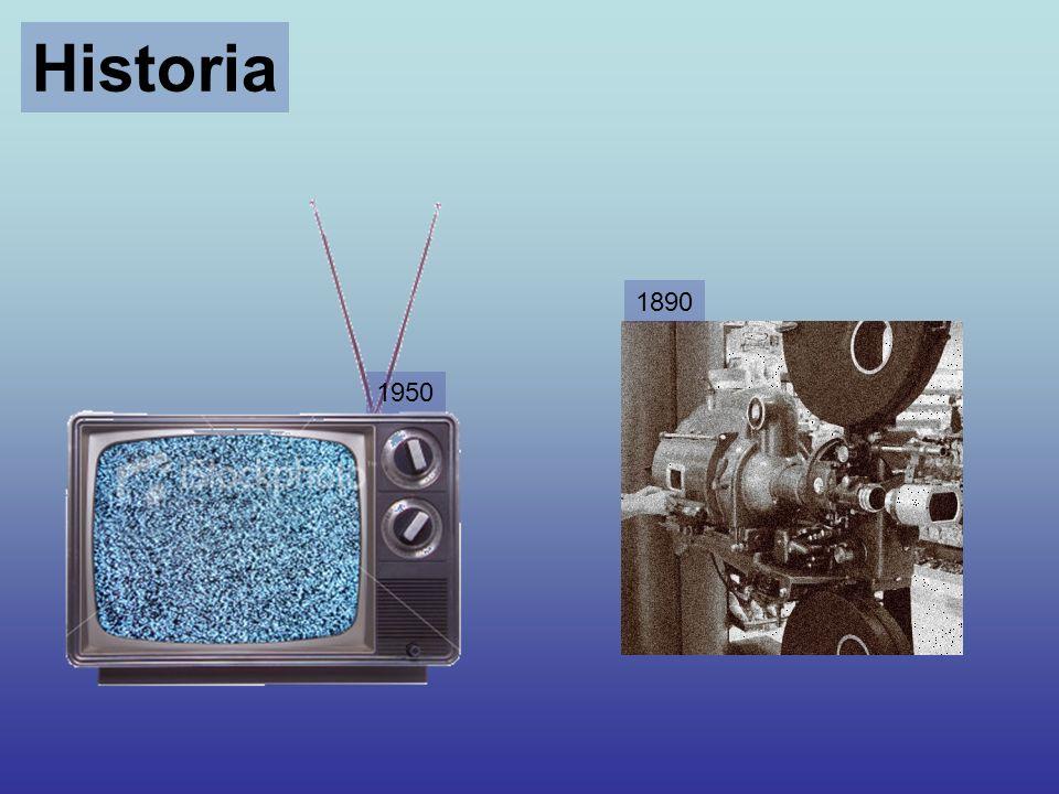 Historia 1890 1950