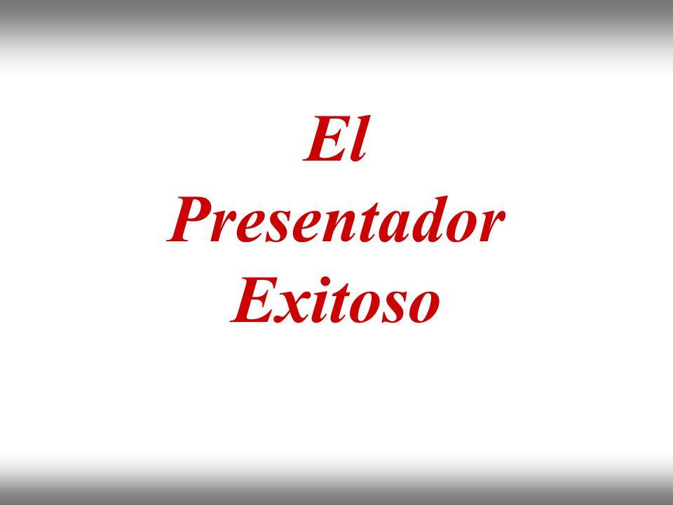 El Presentador Exitoso