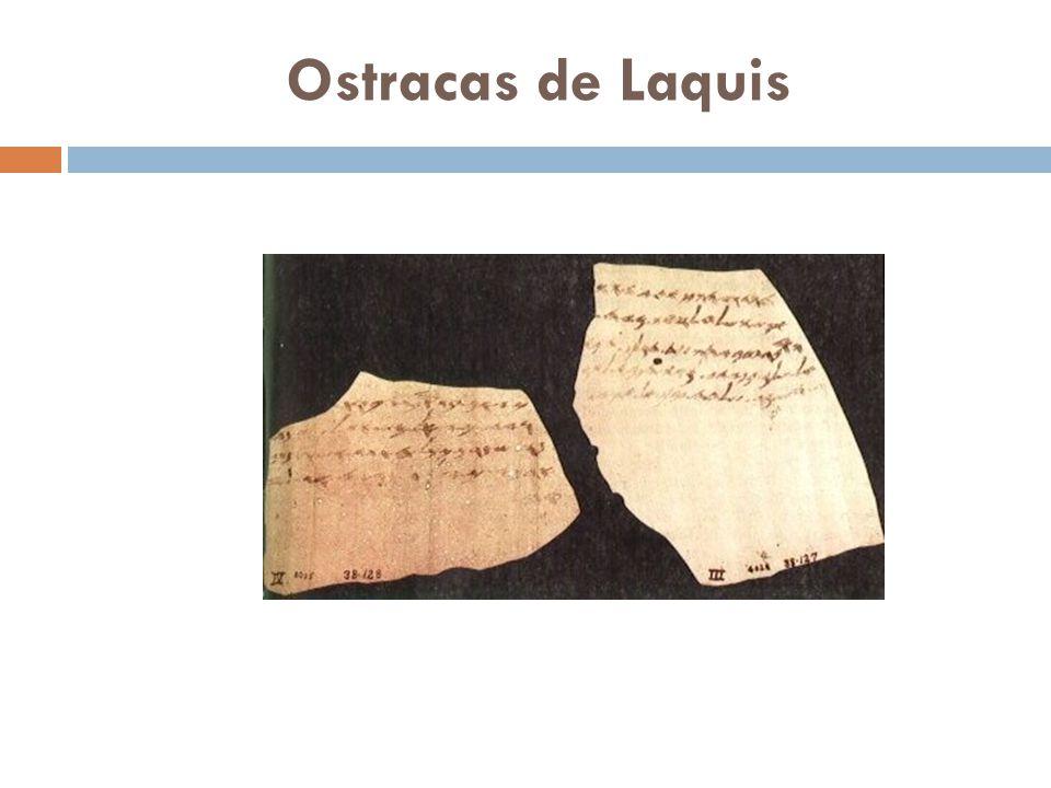 Ostracas de Laquis