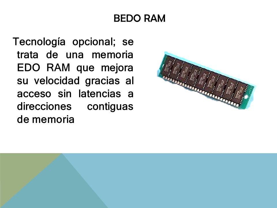 BEDO RAM