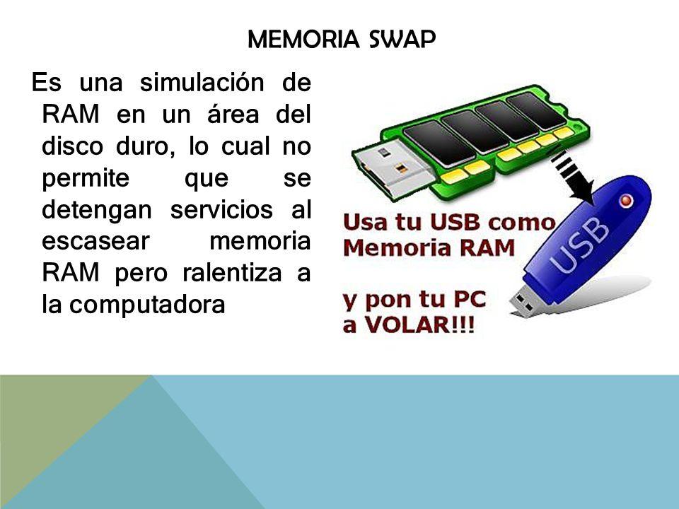 Memoria swap