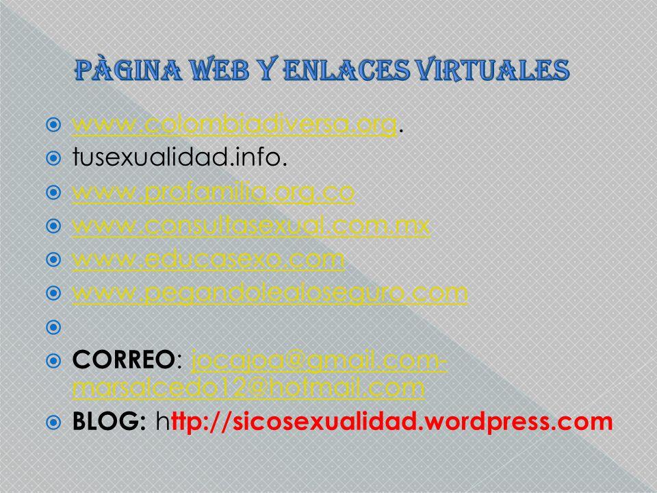 PÀGINA WEB Y ENLACES VIRTUALES