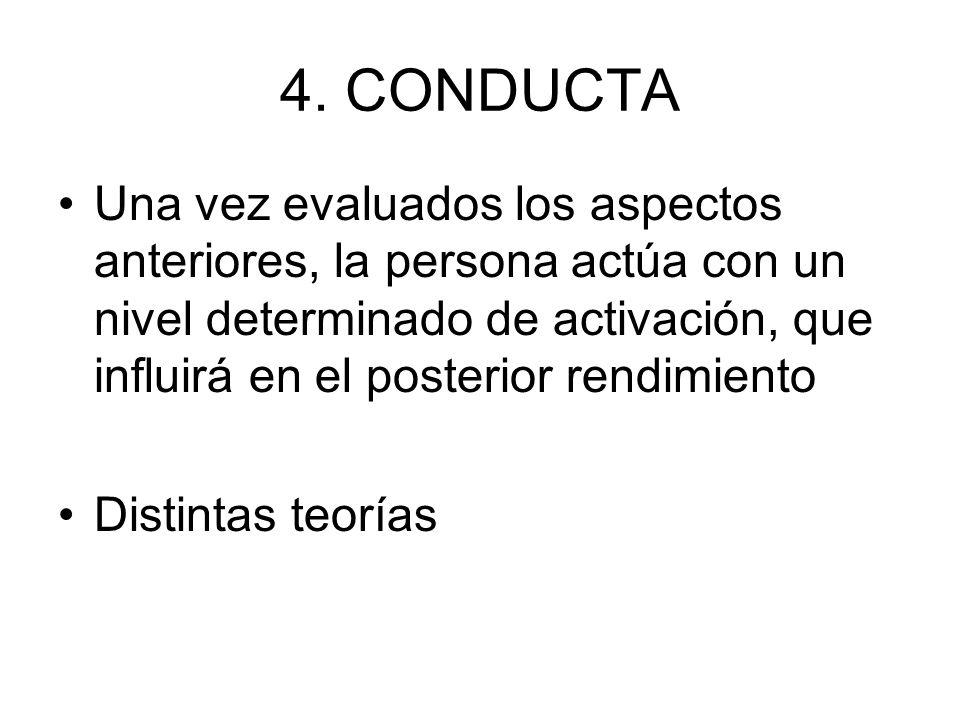 4. CONDUCTA