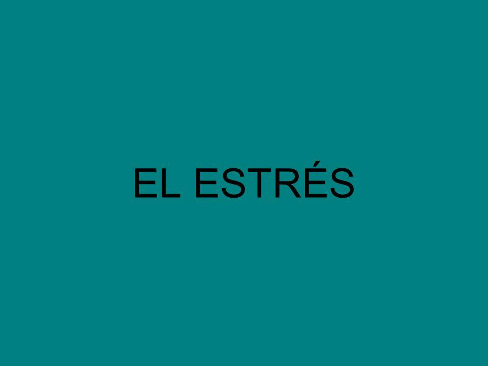 EL ESTRÉS