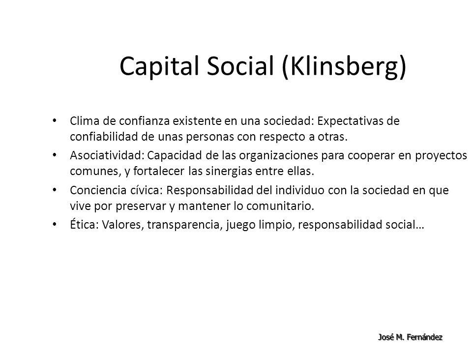 Capital Social (Klinsberg)