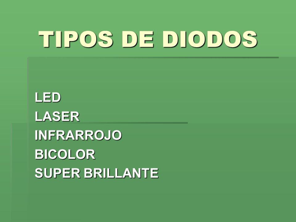 LED LASER INFRARROJO BICOLOR SUPER BRILLANTE