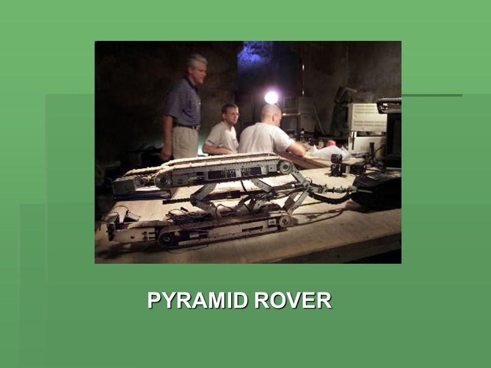 PYRAMID ROVER
