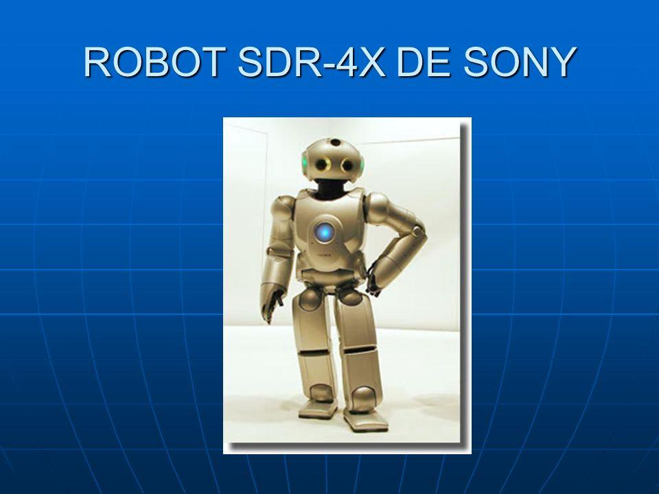 ROBOT SDR-4X DE SONY