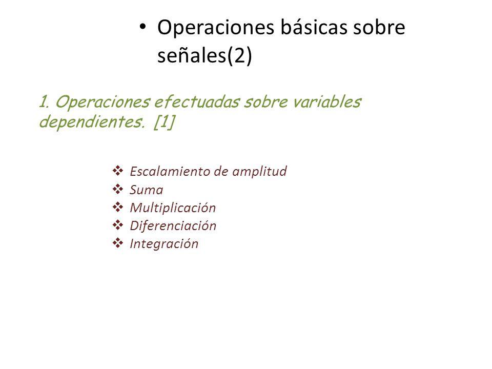 Operaciones básicas sobre señales(2)