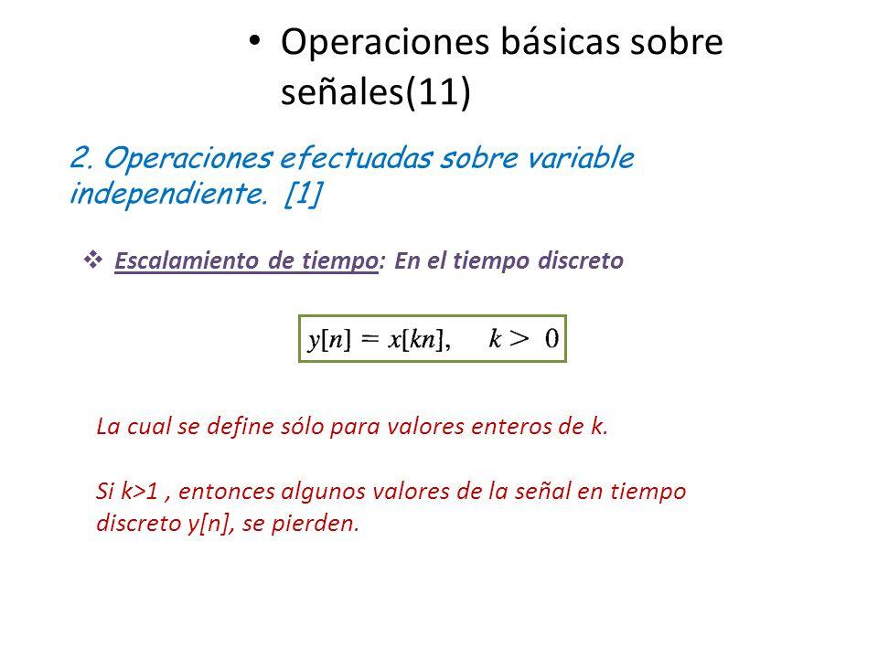 Operaciones básicas sobre señales(11)