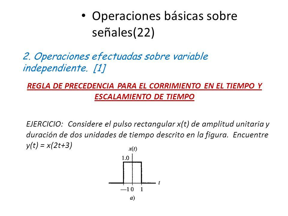 Operaciones básicas sobre señales(22)