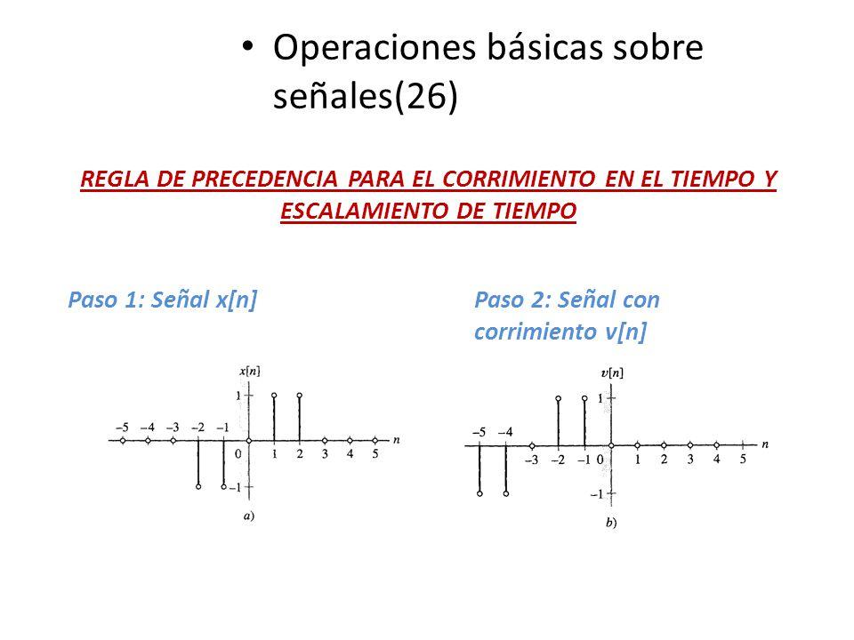 Operaciones básicas sobre señales(26)