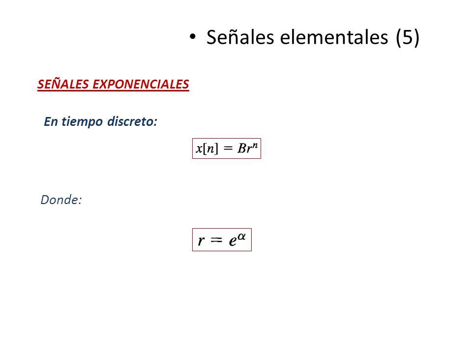 Señales elementales (5)
