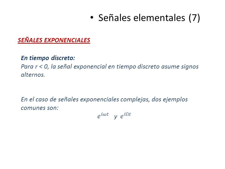 Señales elementales (7)