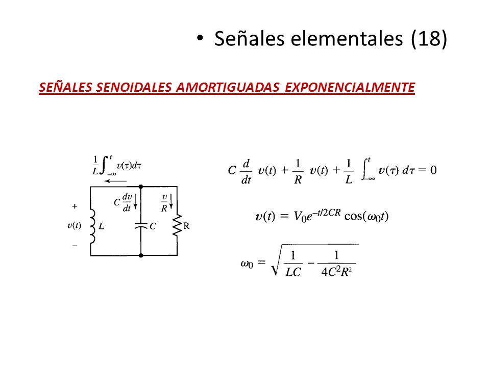 Señales elementales (18)