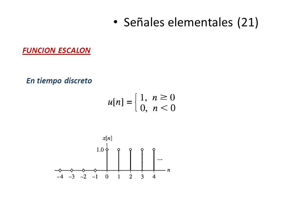 Señales elementales (21)
