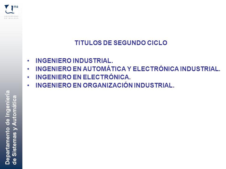 TITULOS DE SEGUNDO CICLO