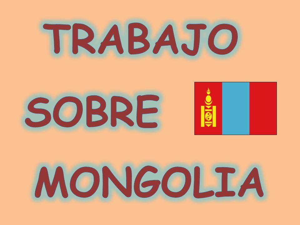 TRABAJO SOBRE MONGOLIA
