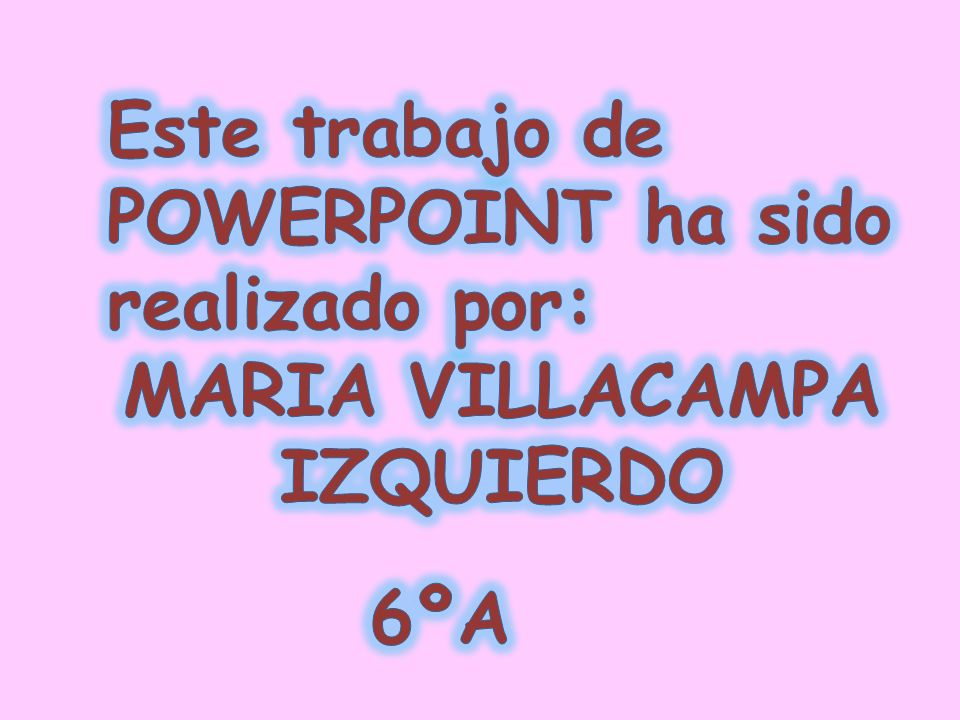 MARIA VILLACAMPA IZQUIERDO