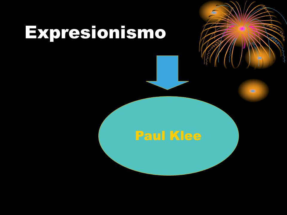 Expresionismo Paul Klee