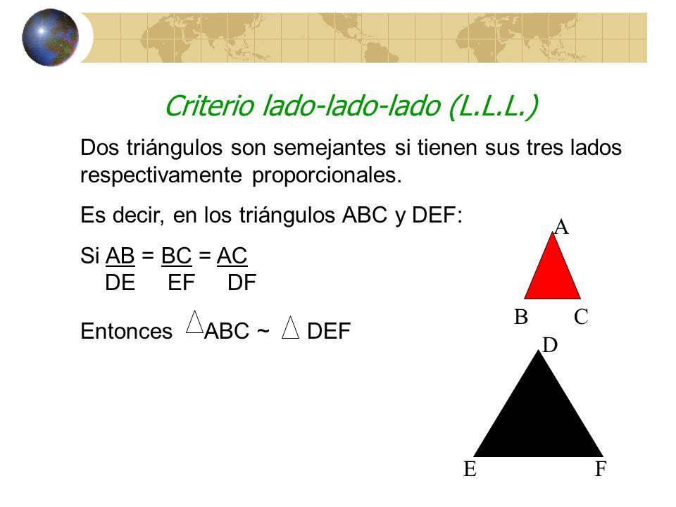 Criterio lado-lado-lado (L.L.L.)