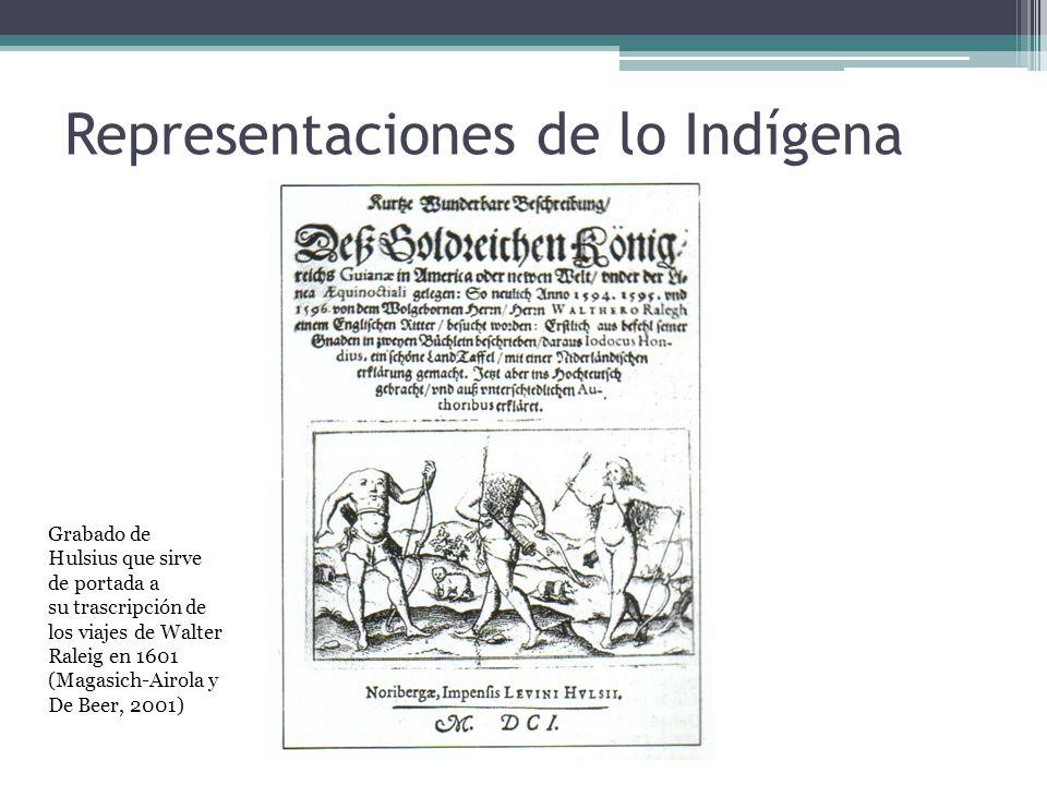 Representaciones de lo Indígena