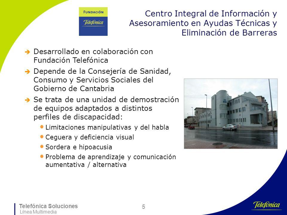 Centro Integral de Información y Asesoramiento en Ayudas Técnicas y Eliminación de Barreras