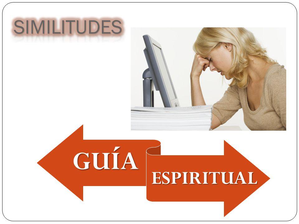 SIMILITUDES GUÍA ESPIRITUAL