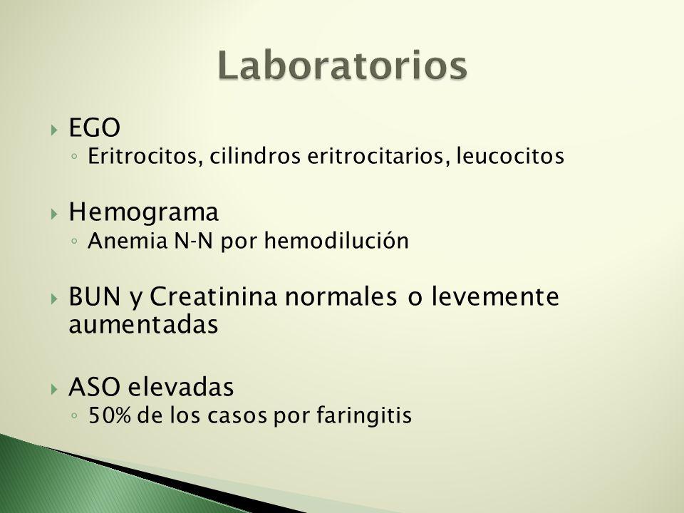 Laboratorios EGO Hemograma
