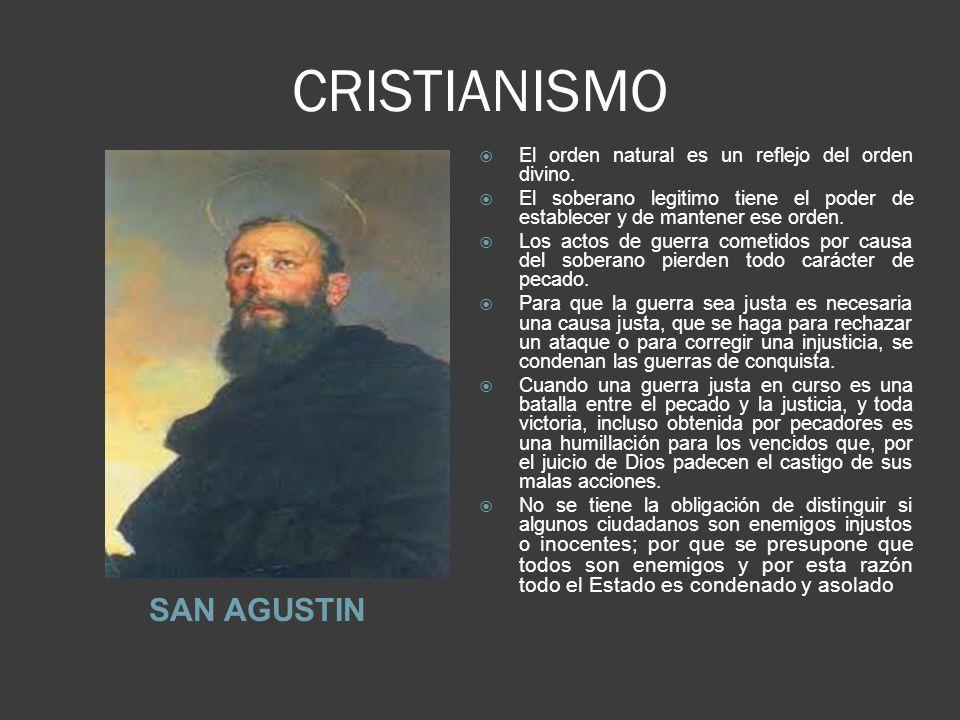 CRISTIANISMO SAN AGUSTIN