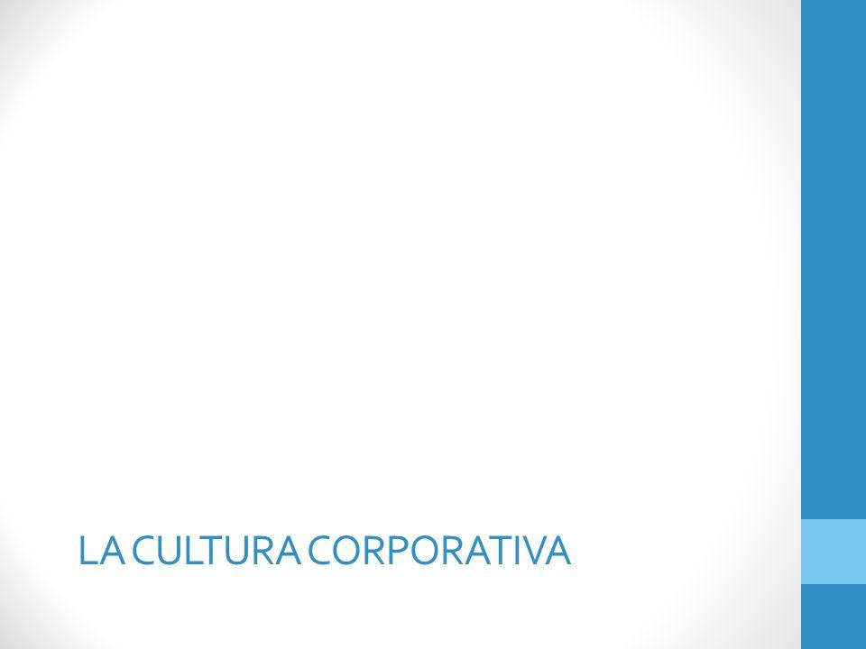 La Cultura COrporativa