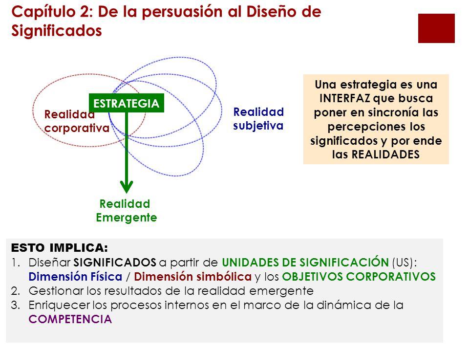 Capítulo 2: De la persuasión al Diseño de Significados