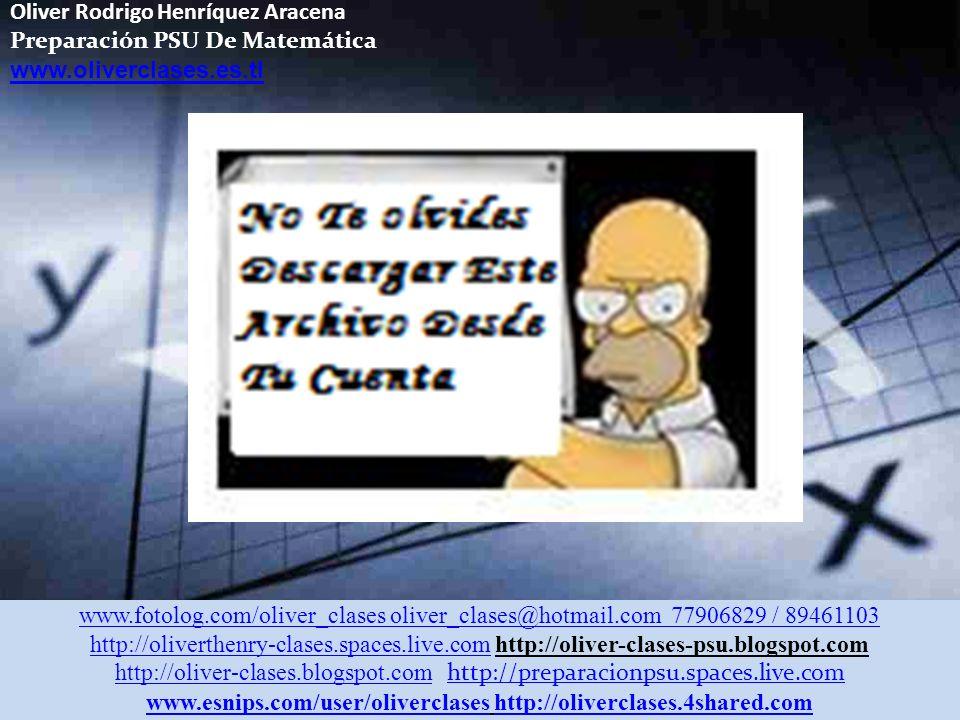 www.esnips.com/user/oliverclases http://oliverclases.4shared.com