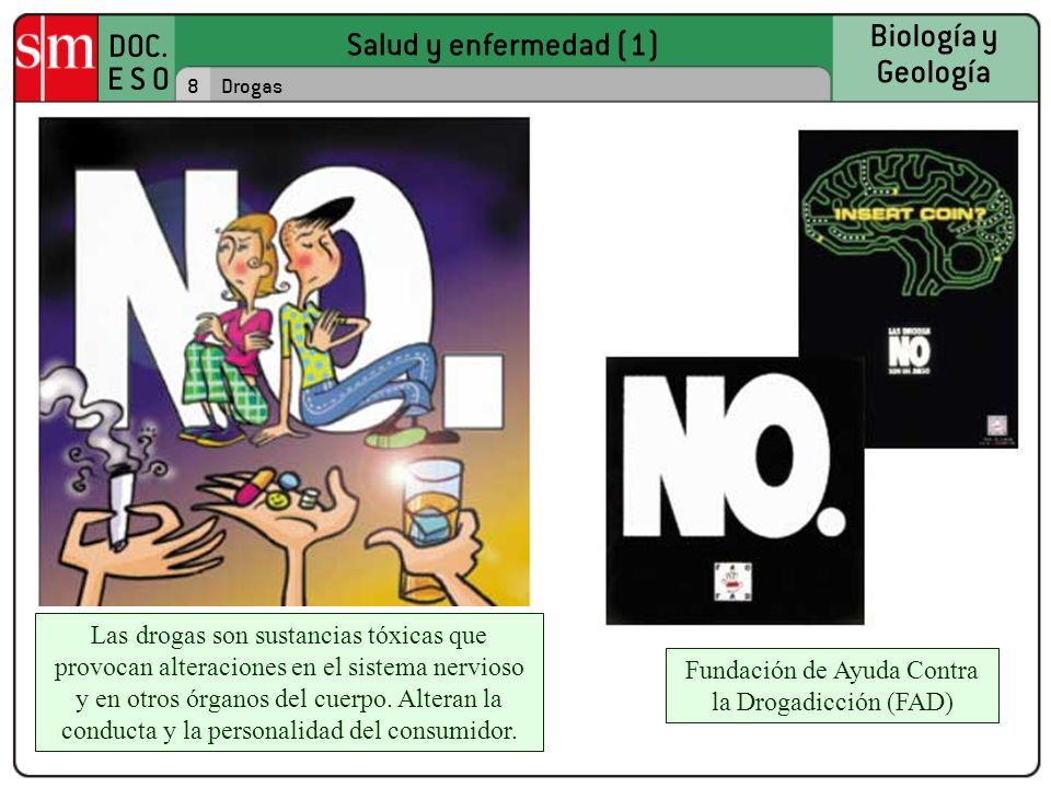 Fundación de Ayuda Contra la Drogadicción (FAD)