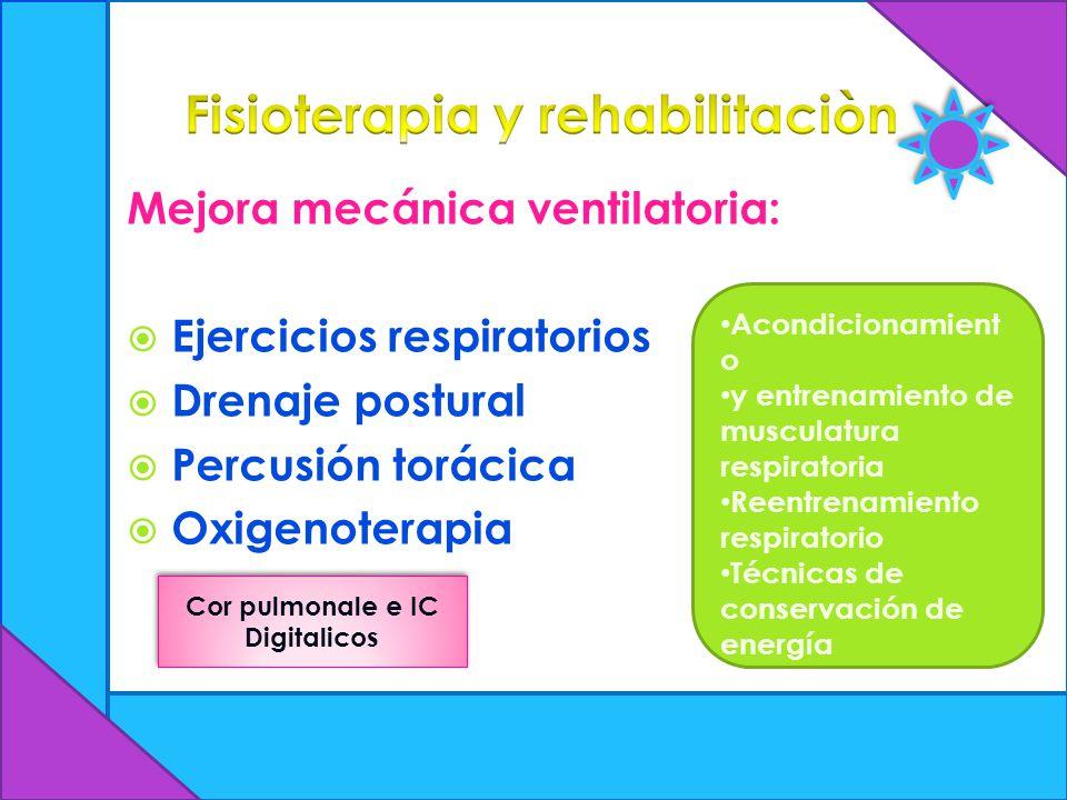 Fisioterapia y rehabilitaciòn