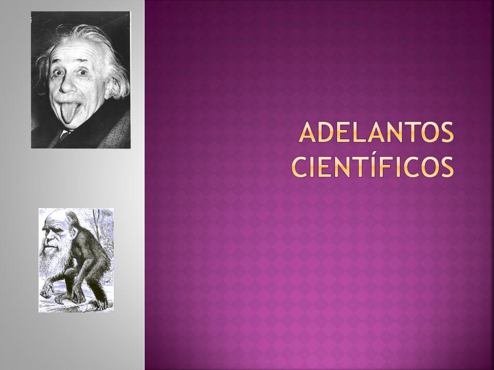 Adelantos científicos
