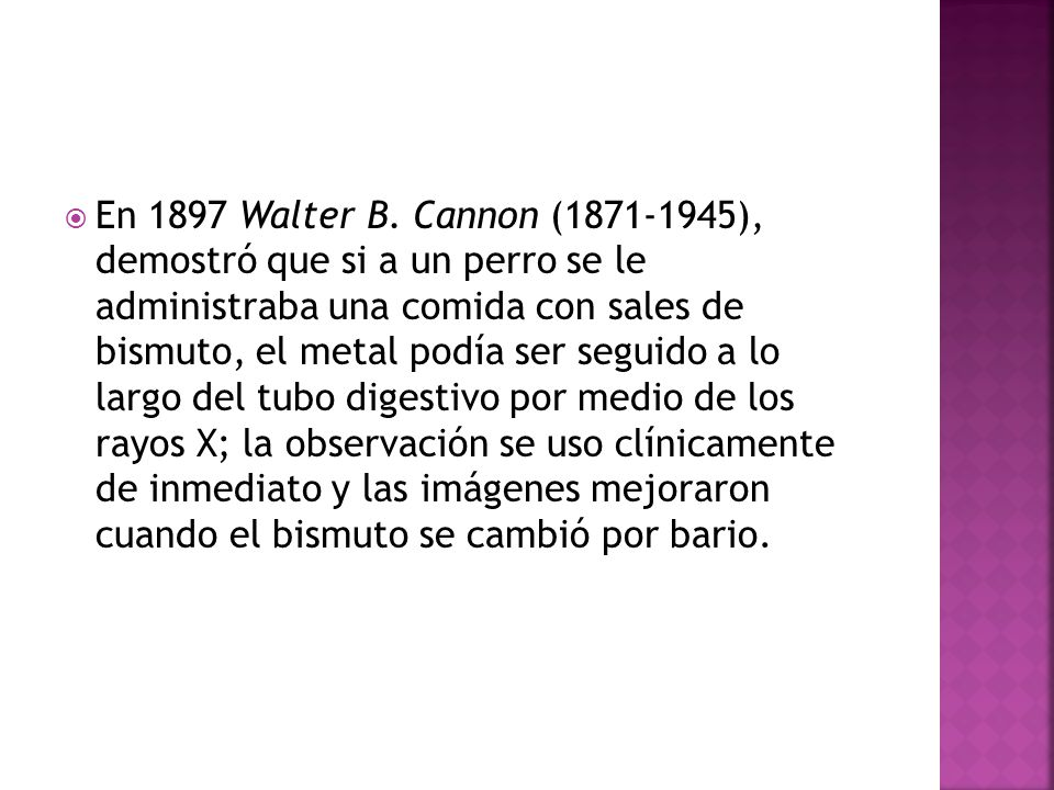 En 1897 Walter B.