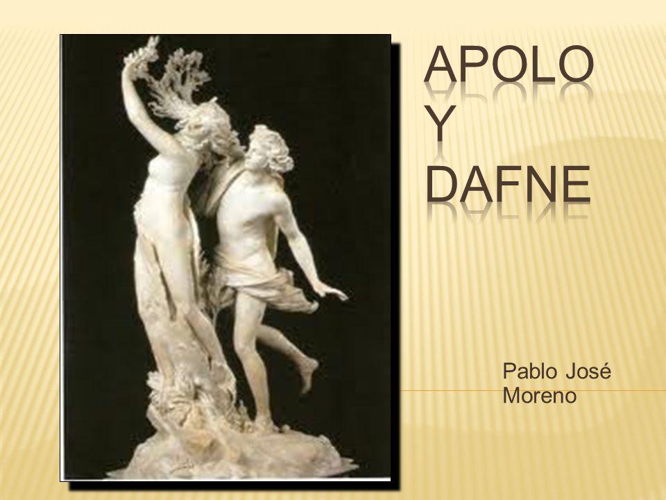 APOLO Y DAFNE Pablo José Moreno