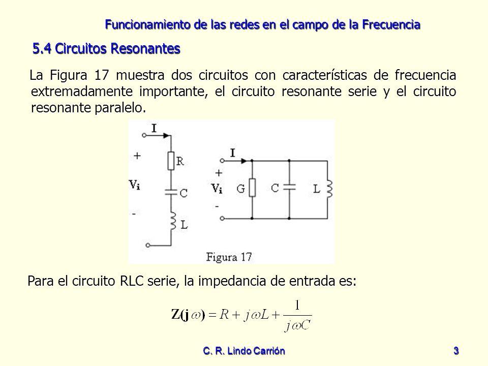 Circuito Z : Funcionamiento de las redes en el campo la frecuencia