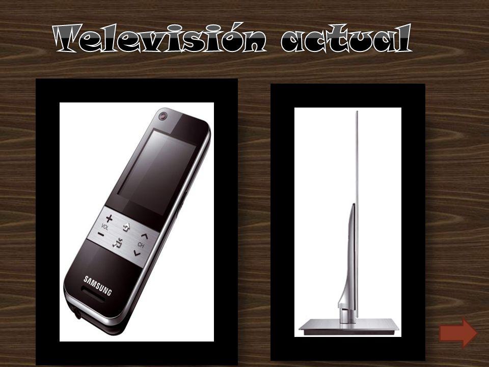 Televisión actual